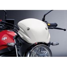 """Přední štít """"bílý"""" Suzuki, originál"""
