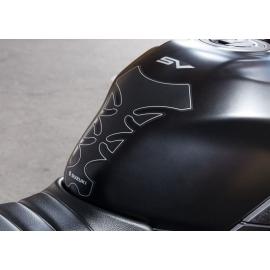 Tankpad Suzuki černý, originál