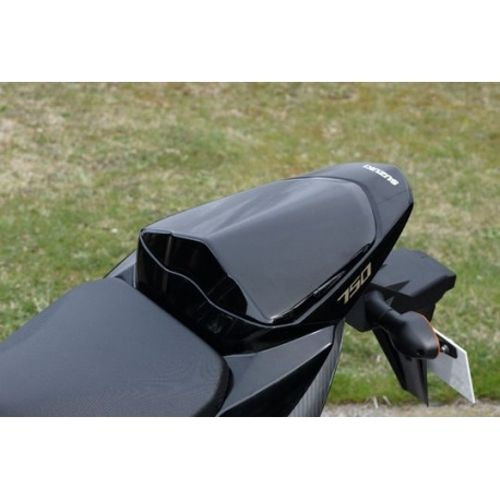 Zadní kryt ocasu černý Suzuki, originál