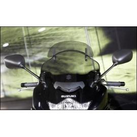 Přídavný plexi štít čirý Suzuki, originál