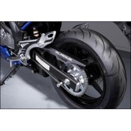 Chránič řetězu hliníkový Gladius Suzuki, originál