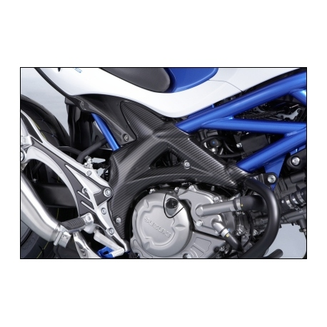 Kryt rámu karbon vzhled Suzuki, originál