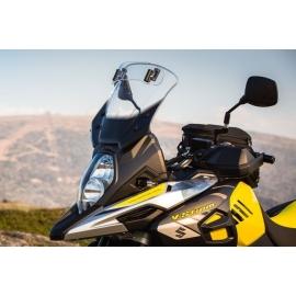 Přídavné přední plexi sklo tónované Suzuki, originál