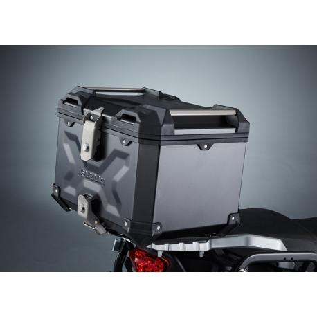 Horní kufr černý Suzuki 38L, originál