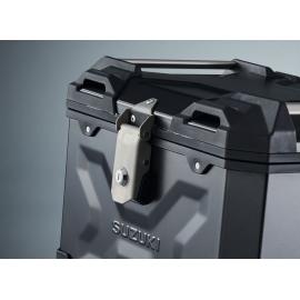 Dvoudílná sada zámku na horní kufr Suzuki, originál