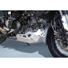 Spodní kryt motoru stříbrný  Suzuki, originál