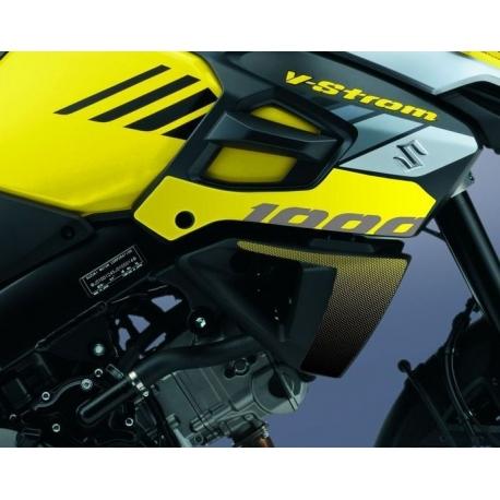 Dekorační sada V-Strom žlutá Suzuki, originál