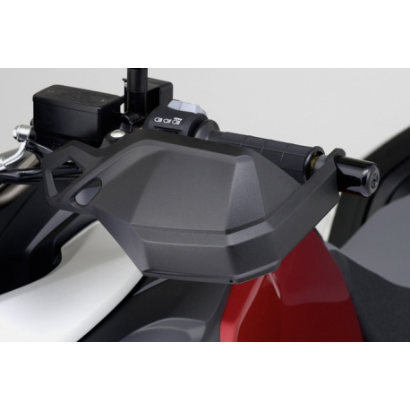 Protektory řidítek, ochrana rukou Suzuki, originál