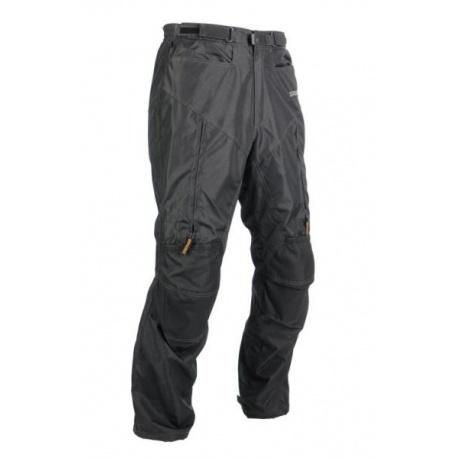 Pánské textilní moto kalhoty SPARK SUMMER, černé