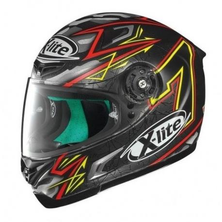 Moto helma X-Lite X-802RR Replica Flat Asphalt 85