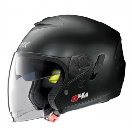 Moto helma Grex G4.1 Kinetic Flat Black 2