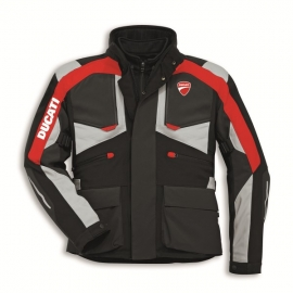 Pánská textilní bunda Ducati Strada C3