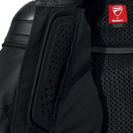 Kožená bunda Ducati Stealth C2 černá