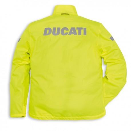 Nepromokavá bunda Ducati Strada 2 žlutá