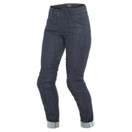 Dámské kalhoty (jeans) na skútr/motorku Dainese ALBA SLIM tmavý denim