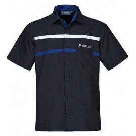 Pánská košile Suzuki modrá