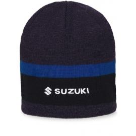 Beanie Suzuki tmavě modrá