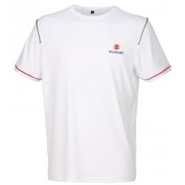 Tričko Suzuki bílé
