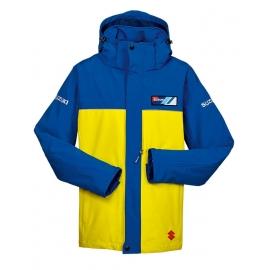 Bunda Suzuki Team modro-žlutá