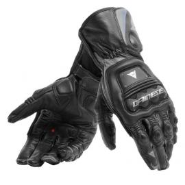 Pánské rukavice na motorku Dainese STEEL-PRO černá
