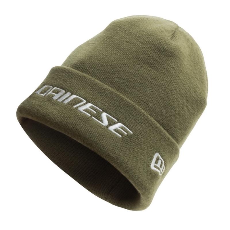 Pletená zimní čepice Dainese zelená - GlobalMoto.cz e98a30def6