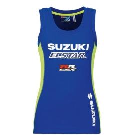 Dámské tílko Suzuki MotoGP Team modré