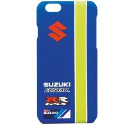 Kryt na iPhone 6 Suzuki MotoGP Ecstar Team modrý