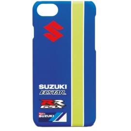 Pouzdro pro iPhone 7 Suzuki MotoGP Ecstar Team modré