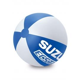 Plážový míč Suzuki Ecstar modro bílý