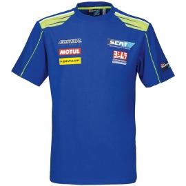 Sportovní tričko Suzuki SERT modré