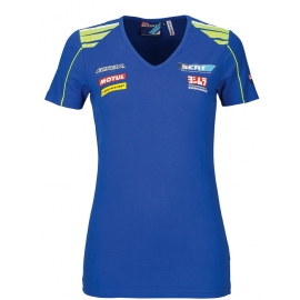 Dámské tričko Suzuki SERT modré