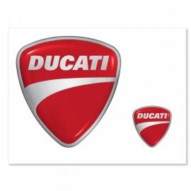 Samolepky Ducati, originál