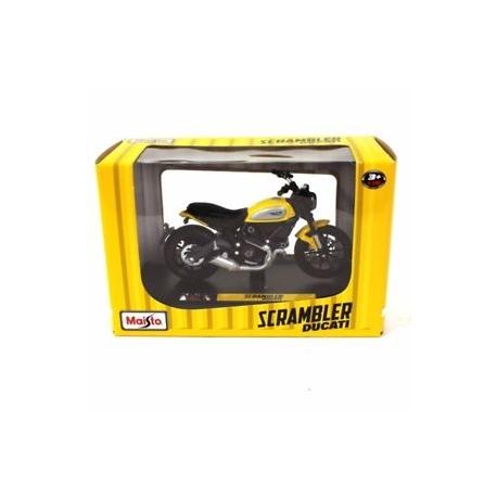 Model Ducati Scrambler, originál