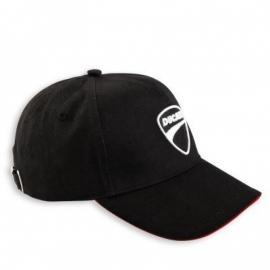 Pánská Kšiltovka Ducati Company černá, originál