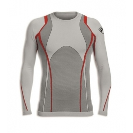 Funkční triko Ducati bílo-šedé, originál