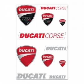 Samolepky Ducati mix, originál