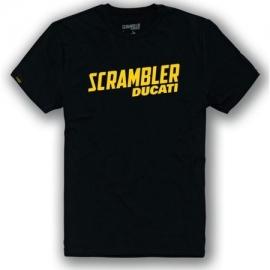 Pánské tričko Ducati Scrambler Milestone, originál