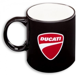Hrnek Ducati černý, originál