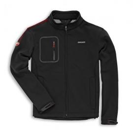 Pánská Softshell bunda Ducati by Rev'it černá, originál