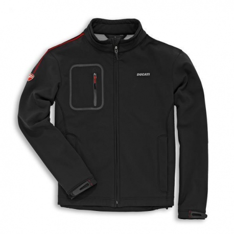 Pánská Softshell bunda Ducati by Rev'it, originál