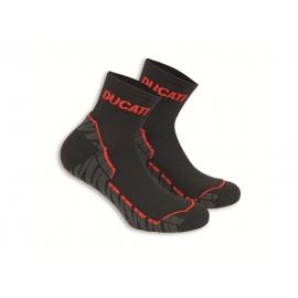 Ducati ponožky Comfort 14 černé, originál