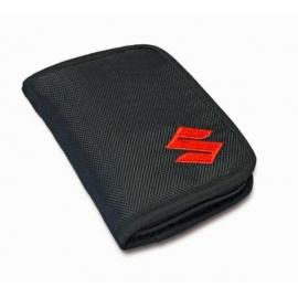 Suzuki textilní peněženka s logem, originál