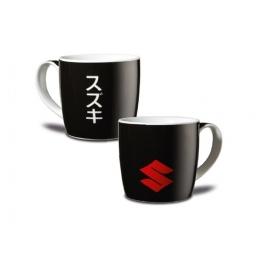 Hrnek Suzuki logo Mug černý, originál