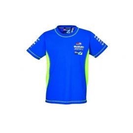 Dětské tričko Suzuki Moto GP Team modré, originál