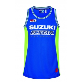 Pánské tílko Suzuki modré, originál