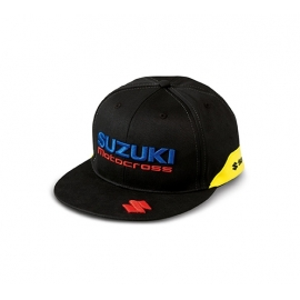 Kšiltovka Suzuki ''Team Flat Cap'', originál