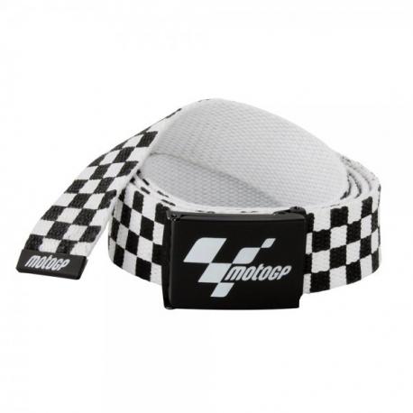 Pásek MotoGP šachovnice, originál