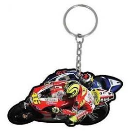 Přívěšek na klíče MotoGP Rossi 46, originál