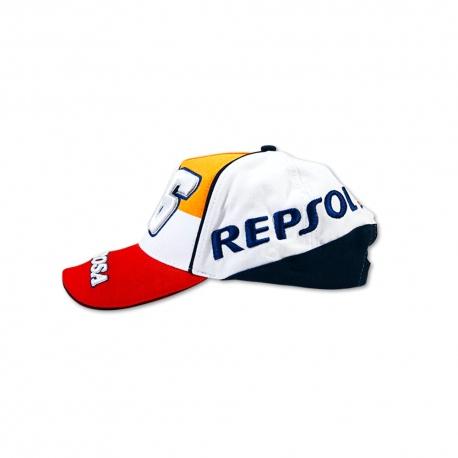 Kšiltovka MotoGP Dani Pedrosa Repsol, originál