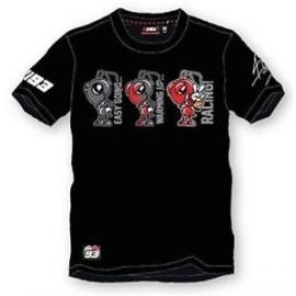 Pánské tričko MotoGP Marquez 93 červené, originál